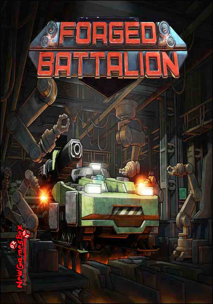 Oferta dnia: Forged Battalion – Chrono.gg