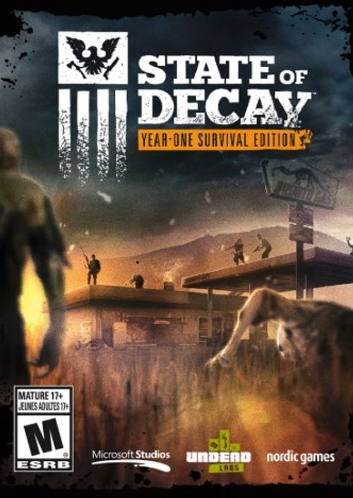 State of Decay Year One Survival Edition za 18.35 zł w Gamivo