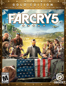 Far Cry 5 – Gold Edition za 96.17 zł w Fanatical