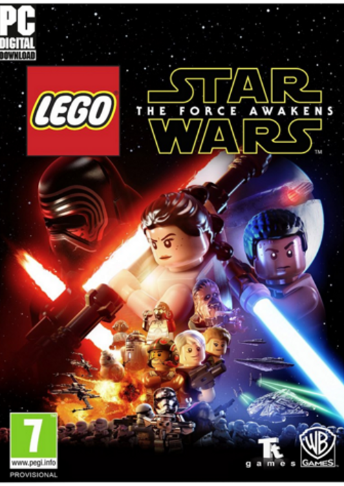 LEGO Star Wars: The Force Awakens za 10.99 zł w CDKeys
