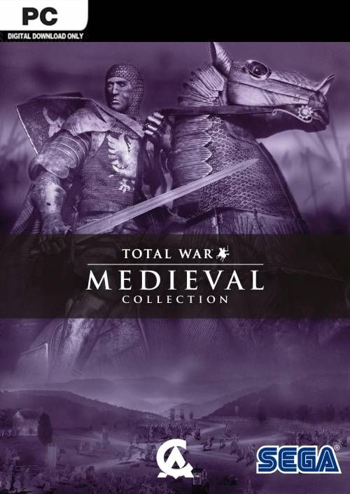 Medieval: Total War – Collection za 9.59 zł w CDKeys