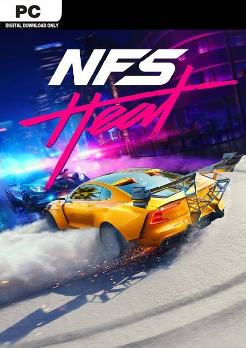 Need For Speed Heat za 128.08 zł w CDKeys