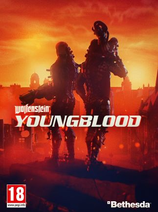Wolfenstein: Youngblood za 27.75 zł w Gamivo