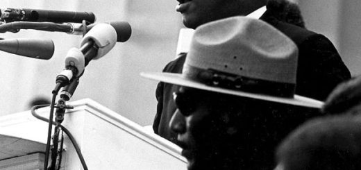 709px-Martin Luther King - March on Washington