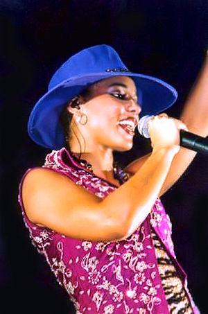Alicia Keys live in Frankfurt