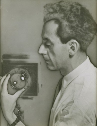 Man Ray, self-portrait
