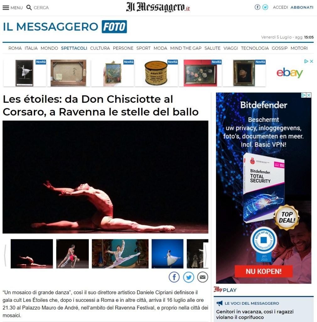 Il Messagero online