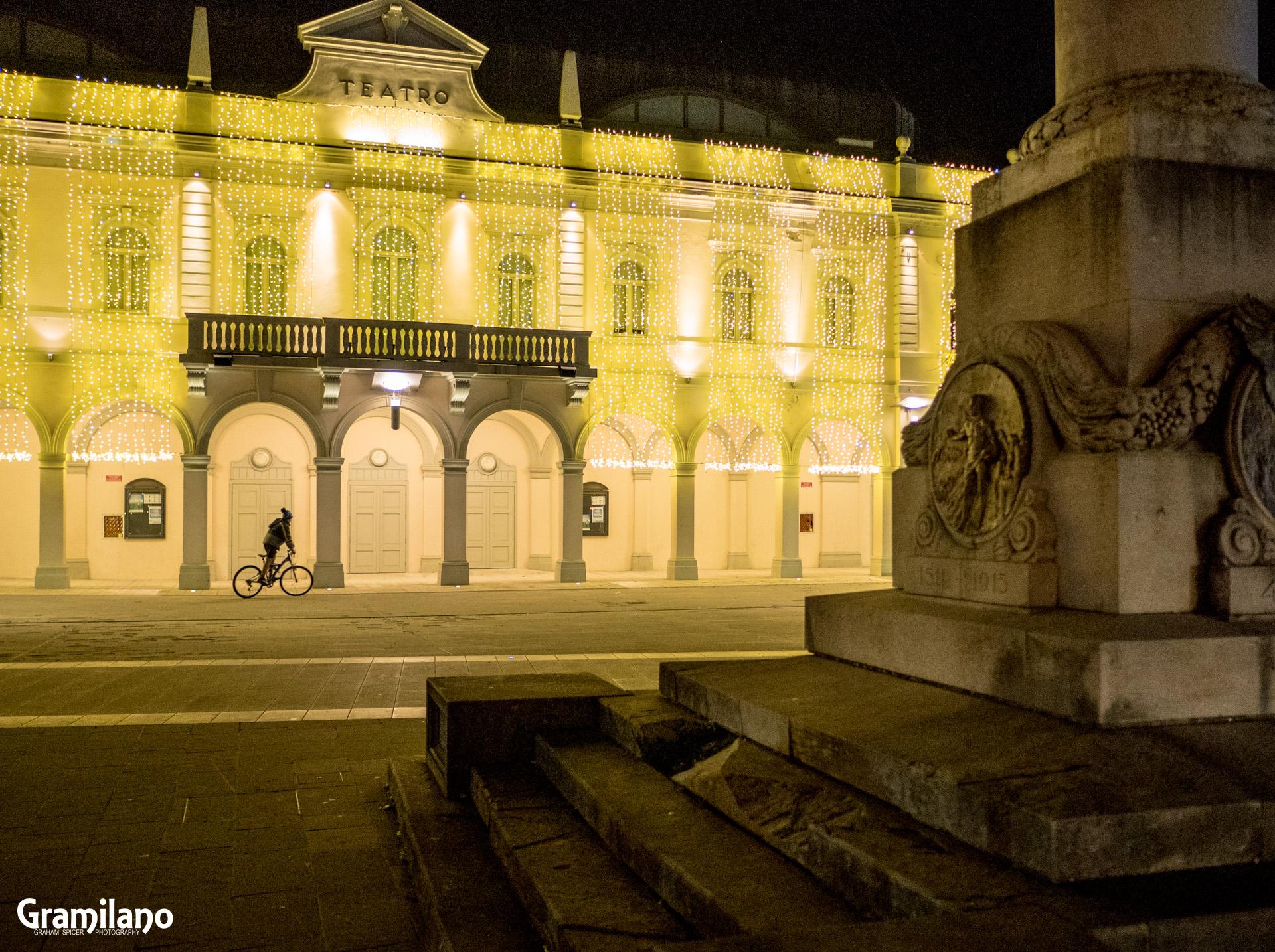 Nuovo Teatro Comunale, Gradisca d'Isonzo