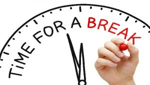 Thursday Thoughts: Give Your Readers a Break! Please ... (300 x 171 Pixel)