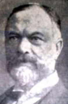 William Huston Dodd, B.A., M.A.