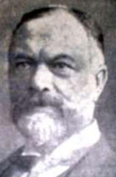 William Huston Dodd, B.A., M.A.