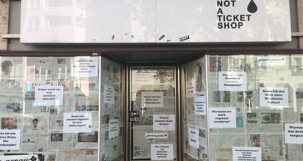 News zum Herbst: Zero Waste Café kommt nach Bockenheim