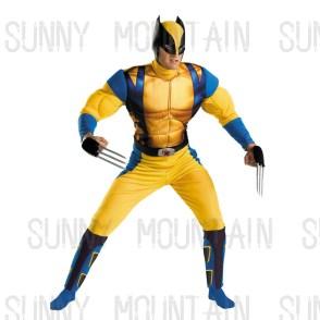 Free-Shipping-X-Men-the-Original-Lyara-font-b-Wolverine-b-font-font-b-Adult-b