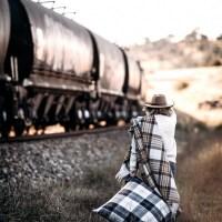 Train Belinda Hold Cottage Tim Bean Photography - Grampians Goods Co