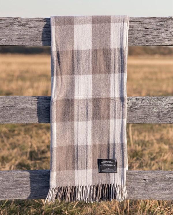 Classic - Grampians Scottish Tartan Blankets