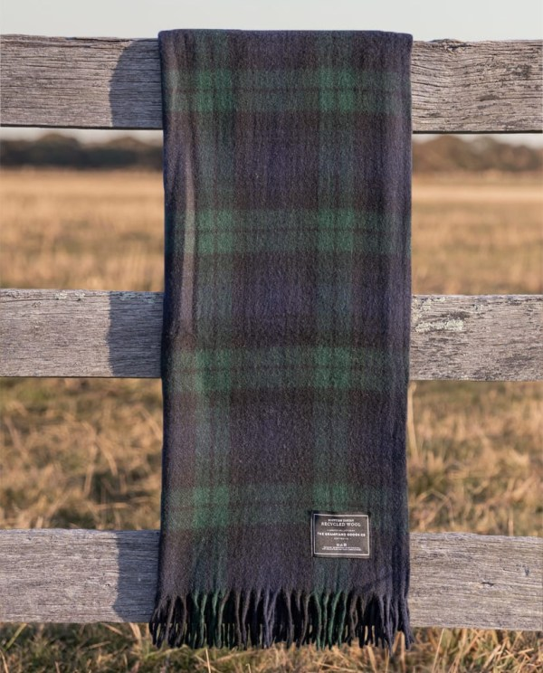 Forest - Grampians Scottish Tartan Blankets