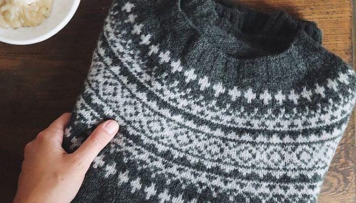 grampians wool jumper