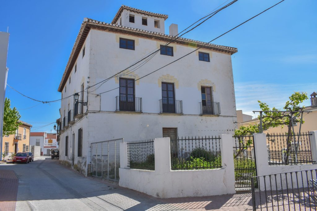 For sale, Hotel, granada, Alhama de granada, jayena, pantano los bermejales, granada estate agency, real estate spain