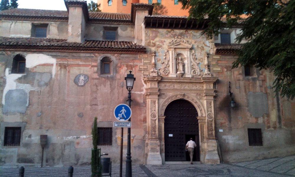 Iglesia de San Cecilio - Granada