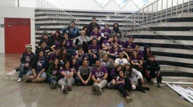 Voluntarios FicZone 2014 OFAG