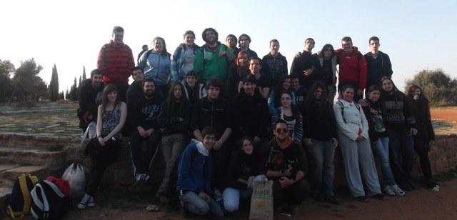 OFAG, colectivo juvenil del Zaidin