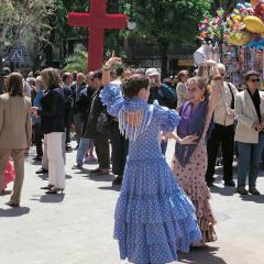 Fiesta de las Cruces – 3rd of May