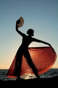flamenco dancer in granada
