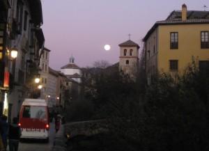Granada-spain-winter