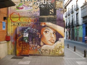 Graffiti in Granada (1/6)
