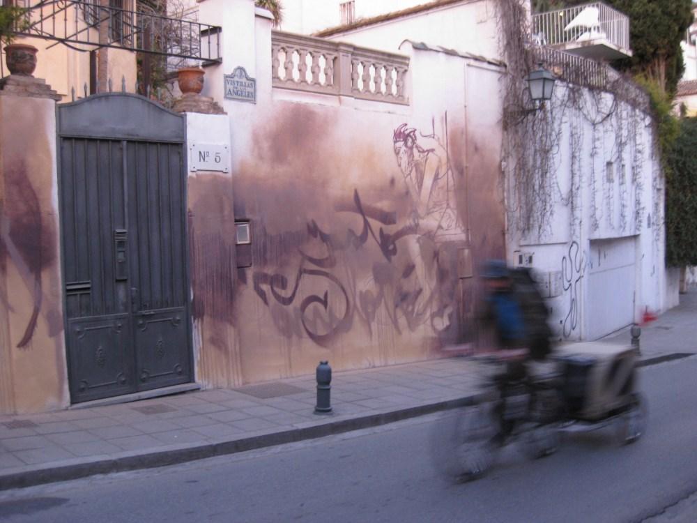 El Niño de las Pinturas at work. (6/6)
