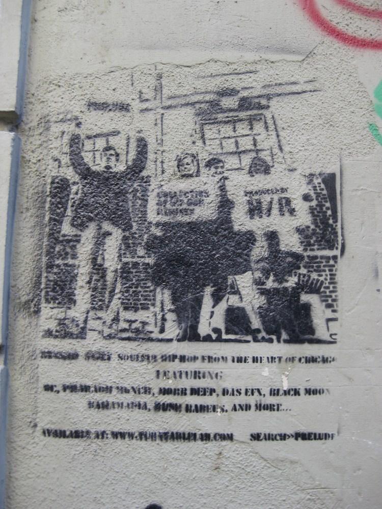 Political and Funny Graffiti in Granada (1/6)