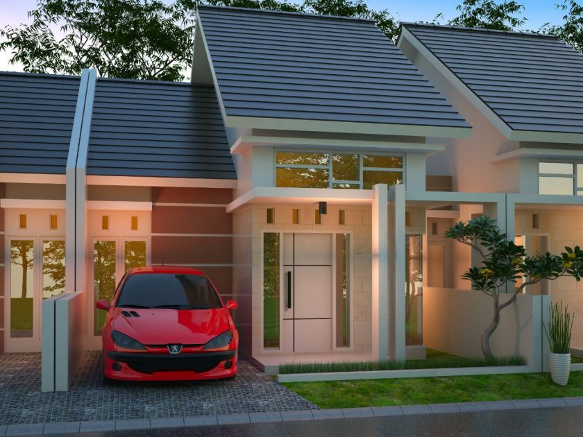 Rumah Minimalis tipe 54 WRD Family Residence - Granada Property Tuban