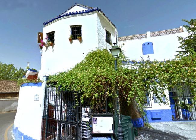 Casa Juanillo homely Sacromonte restaurant