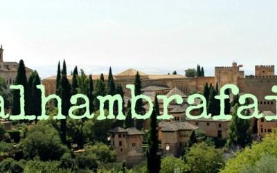The GranadaSpain 9 Step Guide to a textbook #Alhambrafail