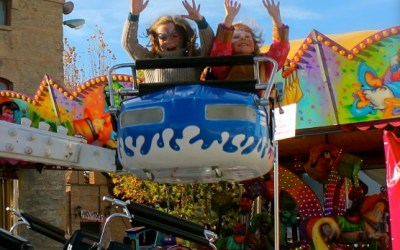 Juveandalus 2014 – Granada's Feria of Childhood and Youth