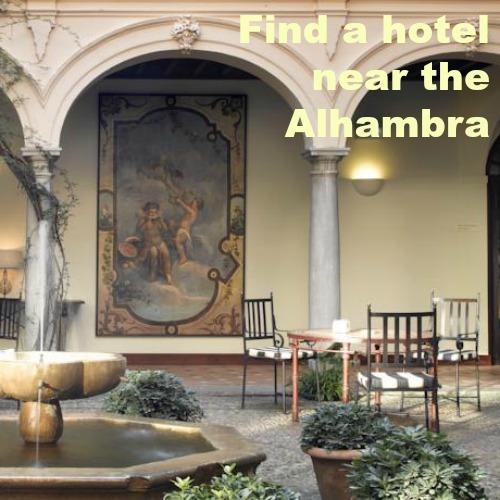 Alhambra hotels