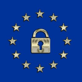 GDPR image of EU Flag
