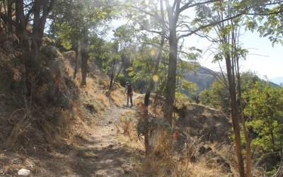 Autumn in Granada: Walking in the Alpujarras