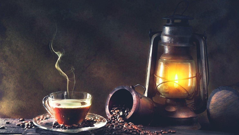 Manipulacja światłem - Kawa pita wieczorem - Regulacja cyklu dobowego