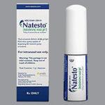 Donosowy testosteron - Żel z testosteronem - Natesto®