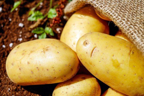 Benzodiazepiny w ziemniakach - Diazepam - Leki przeciwlękowe