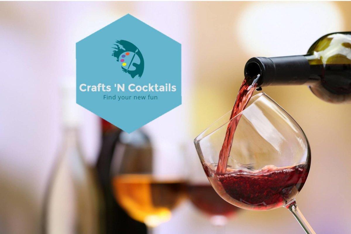 Crafts 'N Cocktails