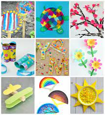 Kids' Crafts – Every Saturday