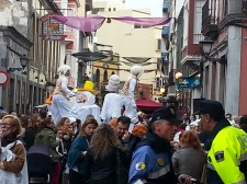 Carnaval in Vegueta, Old Town of Las Palmas