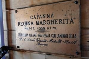 Capanna Regina Margherita