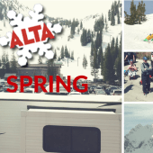 Episode 33: Alta in Spring | Utah RV spring skiing