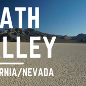 Episode 77: Death Valley National Park | California & Nevada RV travel camping