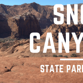 Episode 82: Snow Canyon State Park | Utah RV travel camping