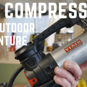Episode 87: Air Compressor for Outdoor Adventure | RV offroad travel tips tricks how-to