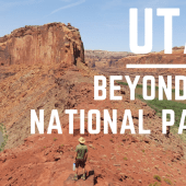 Episode 90: Utah – Beyond the National Parks | RV travel camping hiking MTB climbing kayaking